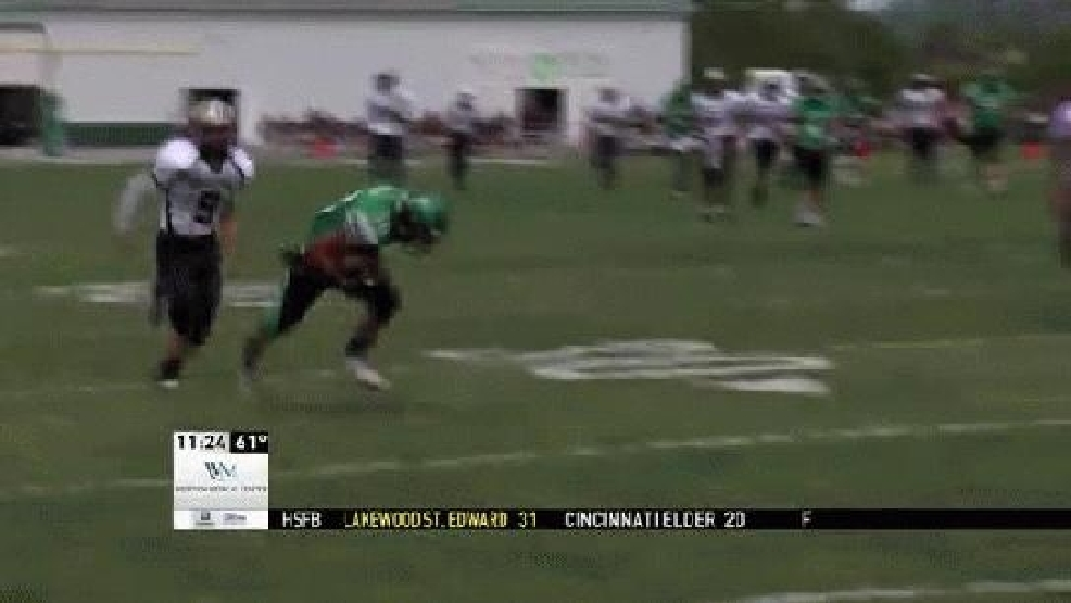 9.19.15 Highlights - Lowellville Vs St. John Central
