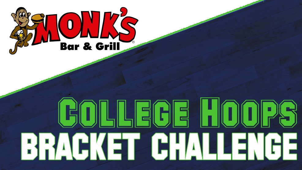 Fox47 & Monk's Bar & Grill College Hoop Bracket Challenge