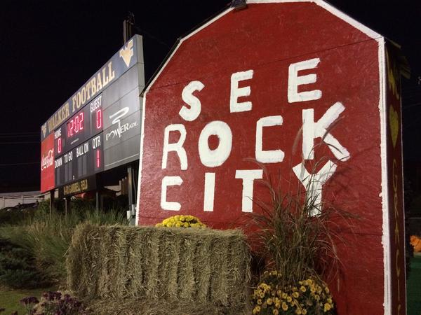 Pregame of Walker High's homecoming game against Jackson-Olin, Friday, Oct. 17, 2014.