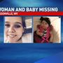 Missing Sissonville woman, 1-month-old child return home