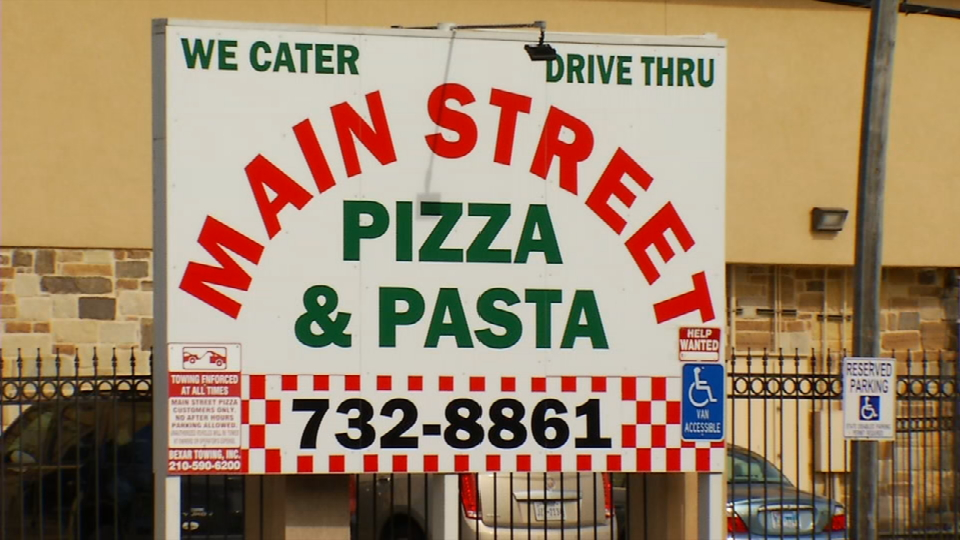 This is{&amp;nbsp;} the Main Street Pizza &amp;amp; Pasta's second Blue Plate Award in the last 4 years. (News 4 San Antonio)<br><p></p>
