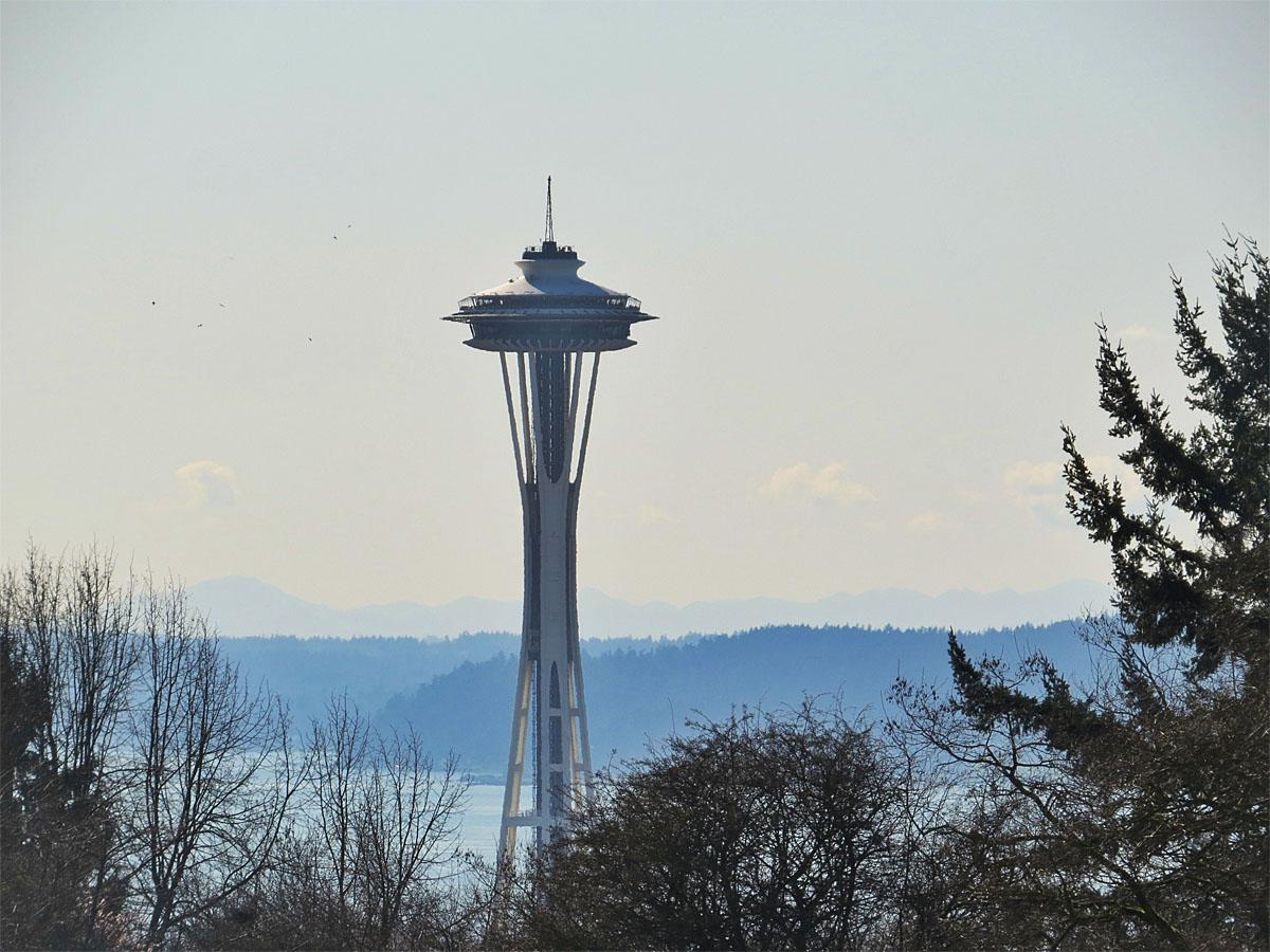 Absolutely nothing beats a sunny Seattle day. Even though the temperatures stayed in the 50s, we took advantage of this day to traipse around the city and try to capture its beauty. (Image: Kristi Waite / Seattle Refined)