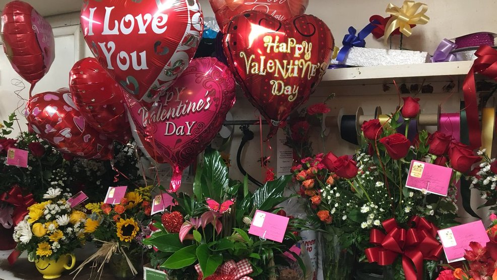 Valentine S Day At Jean And Hall S Florists Wgxa