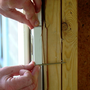 Home security upgrade for $1: Using longer screws makes your home more secure