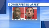 2 men charged with passing counterfeit money