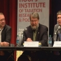 Panel discussion debate pros and cons of Washington State's I-732 carbon emissions tax