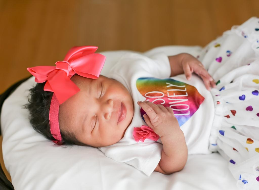 Dallas, our Baby of the Day for March 14, 2016. Photo courtesy of Palms West Hospital and Bella Baby Photography