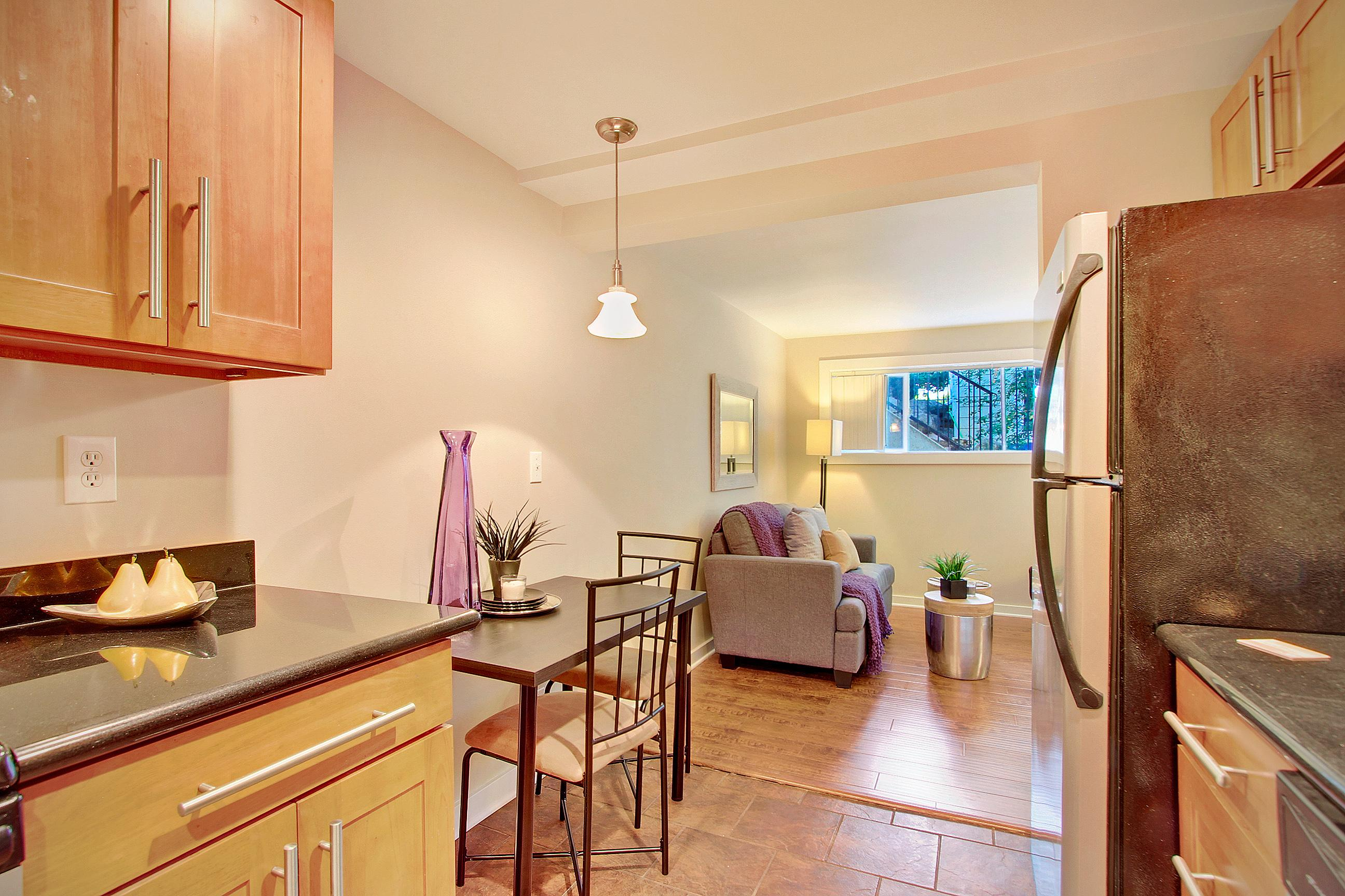 This Highland Park Area Condo is located at 9013 16th Ave SW and is going for $199,000. (Image: Windermere)