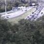 Construction, bridge work causing flat tires on 590N