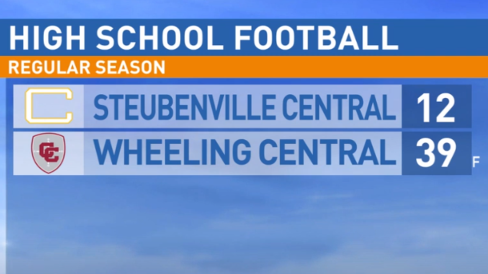9.6.19 Highlights: Steubenville Central at Wheeling Central