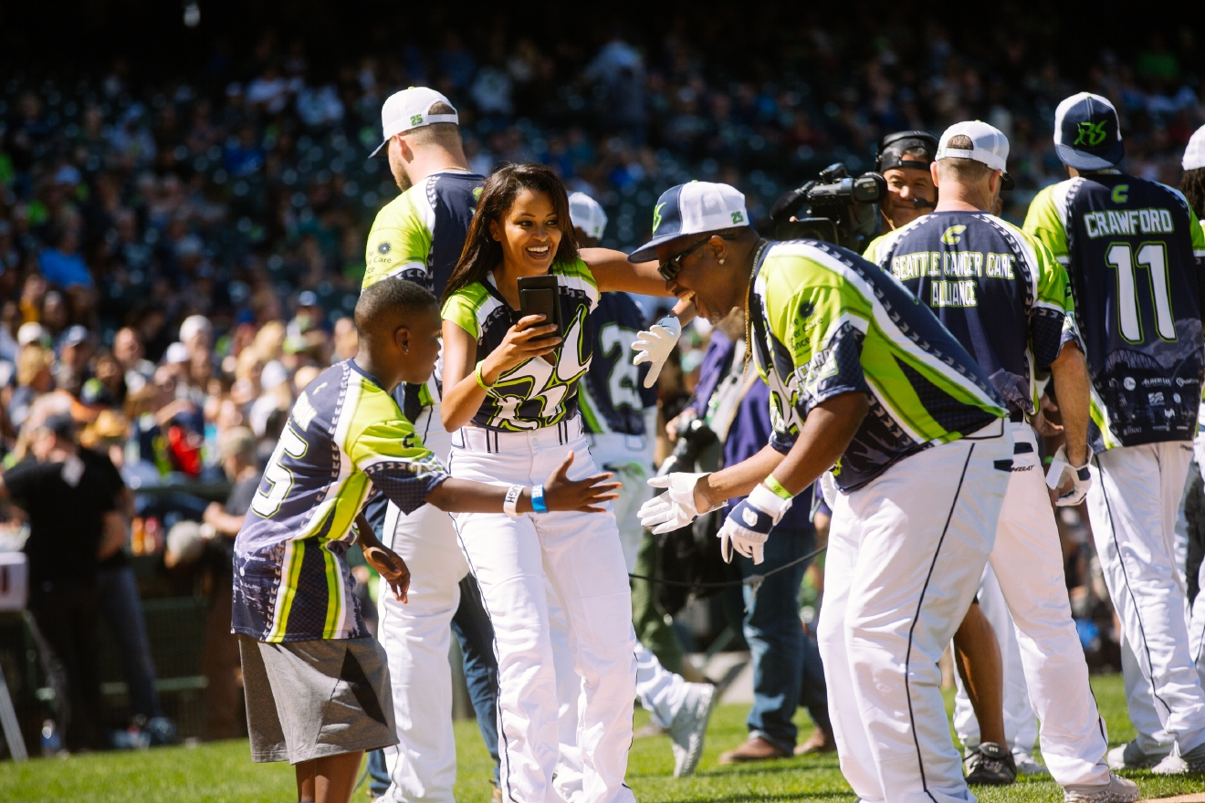 2018 All-Star Legends and Celebrity Softball Game - YouTube