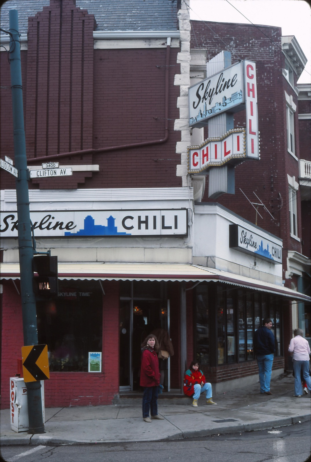 Skyline Chili, Ludlow Street, Cliton / Image courtesy of Flickr user mplstodd // Published: 3.12.18