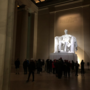 Tour groups flock to Lincoln Memorial ahead of Presidents Day