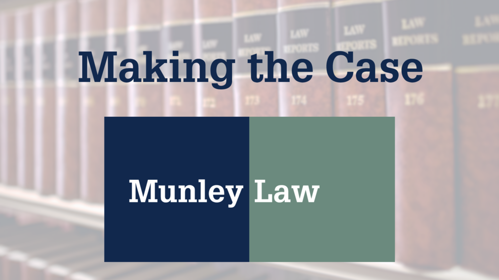 Making the Case with Munley Law | Traumatic Brain Injuries & Car