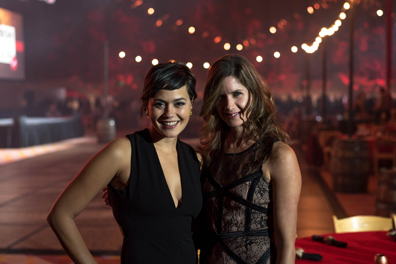 People: Lisa Zaring and Michelle Goldfarb / Event: JDRF's Bourbon and BowTie Bash (11.10.17) / Image: Mike Menke / Published: 12.1.17