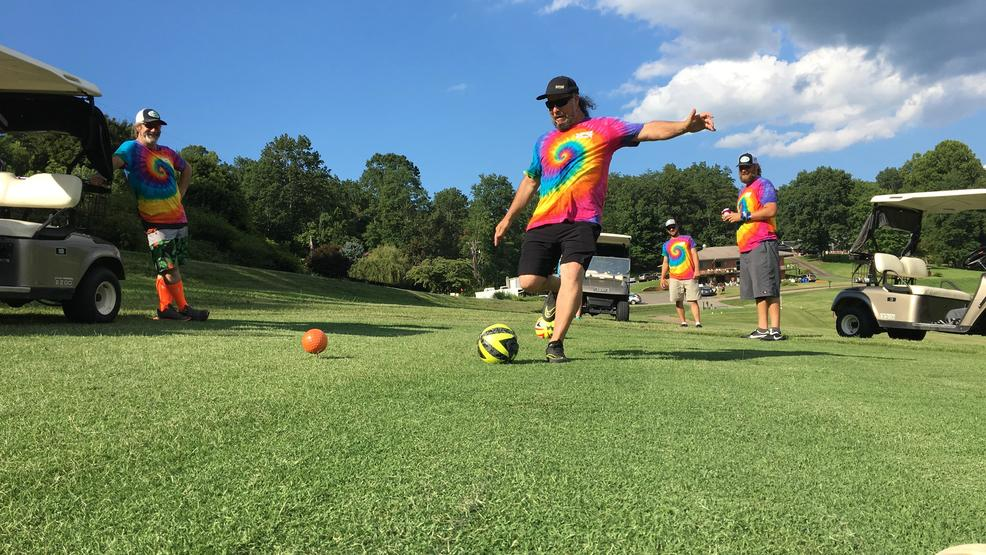 Foot golf gives new life to area golf course