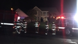 Family escapes house fire in Pittsford