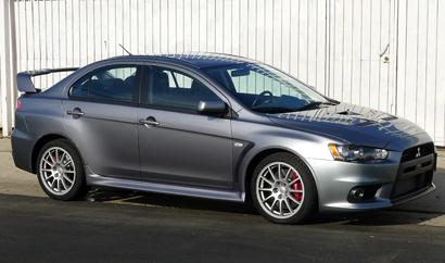 This high-performance version of Mistubishi's Lancer sedan combines an athletic turbocharged inline-4 with sharp handling and road-hugging all-wheel drive in an advanced vehicle that is still attainable for the average driver.Base MSRP: $34,695