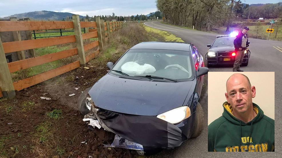 Officers use chemical agent to arrest man following 111 mph car chase in Pleasant Hill