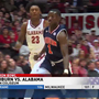 VIDEO: Alabama basketball beats Auburn 76-71