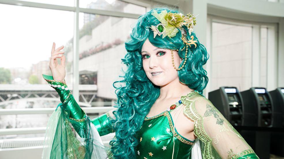 Photos: Sakura-Con hits Seattle with dazzling costumes