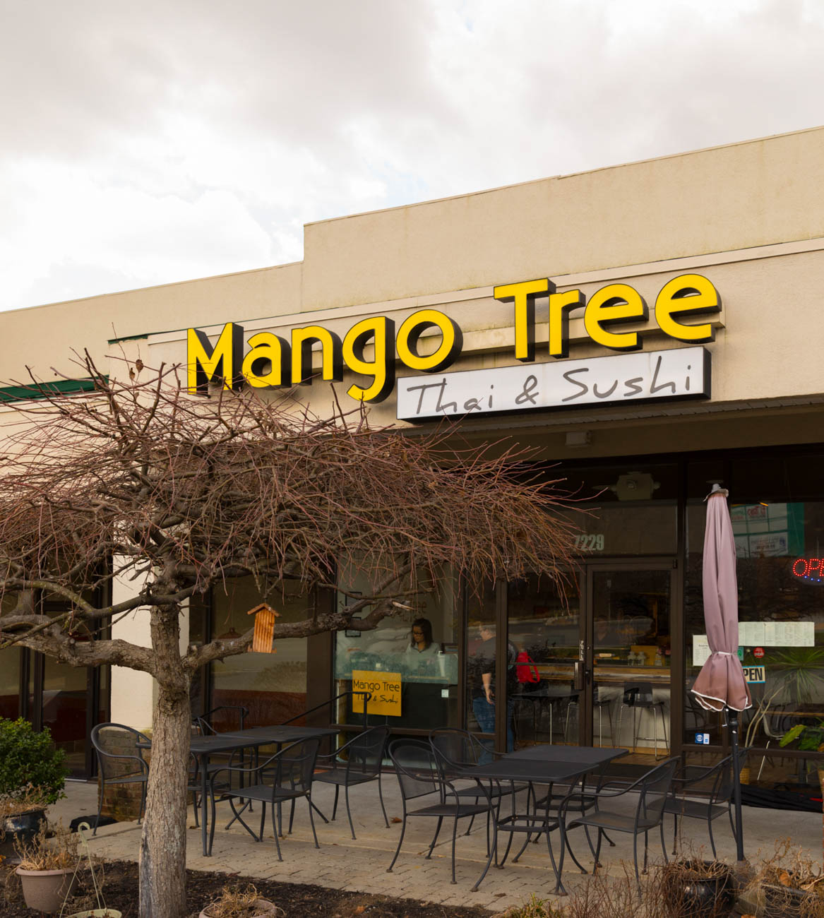 Mango Tree Thai & Sushi has been bringing enticing Asian fusion to Mariemont for over six years. Co-owners and married couple, Nick & Nui Kongdach, take pride in their restaurant's distinct flavors, offering everything from authentic Thai street food, to classic Japanese dishes like sushi. ADDRESS: 7229 Wooster Pike (45227) / Image: Marlene Rounds // Published: 1.17.19