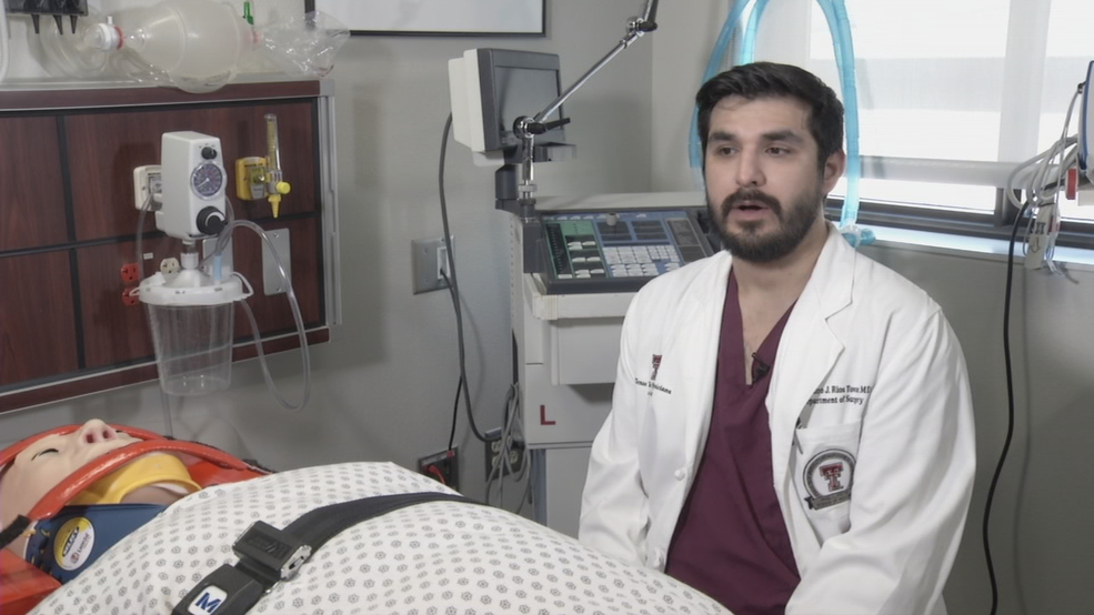 UMC surgeon who saved lives in El Paso shooting says shootings are public health crisis