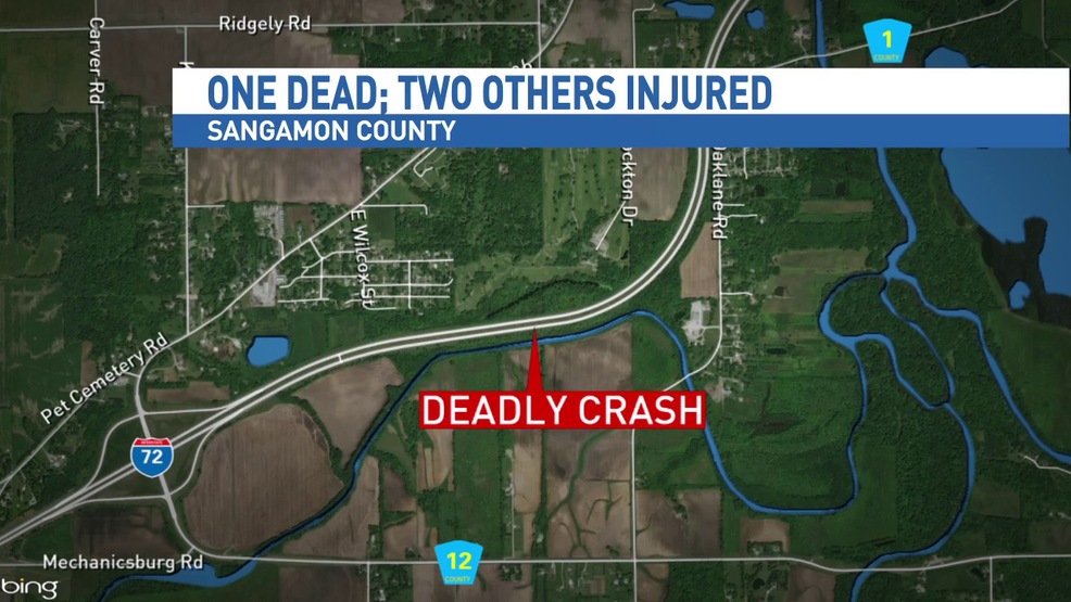 Decatur woman dies in fatal I-72 car crash | WICS