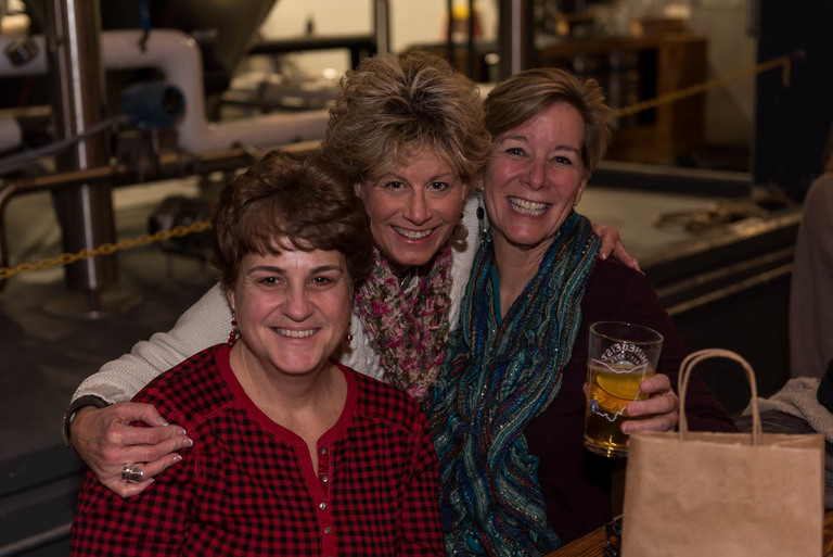 Meg Williams, Lorie Frye, and Cindy Huxel / Image: Mike Menke // Published: 1.19.18<p></p>