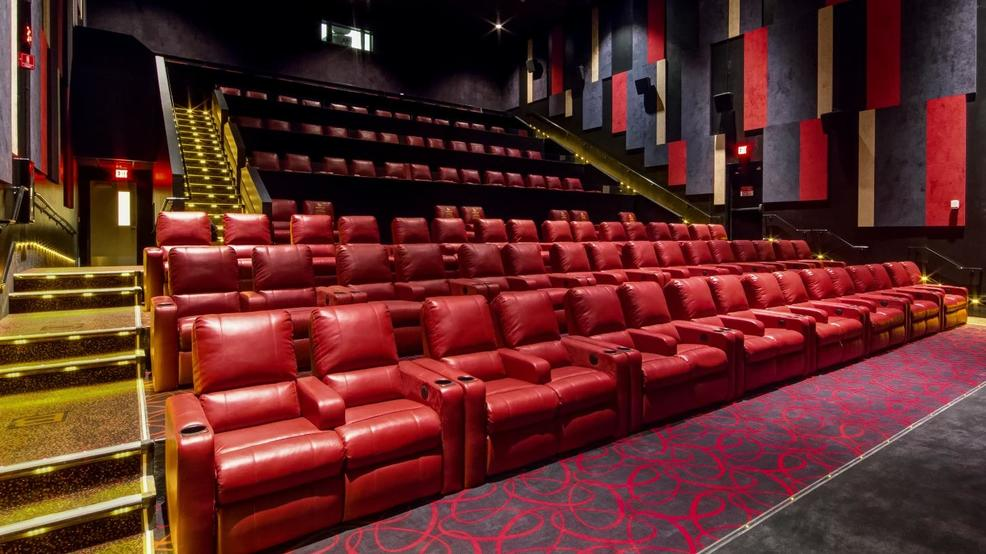 Amc Bakersfield 6 Reopens With Renovated Theaters New