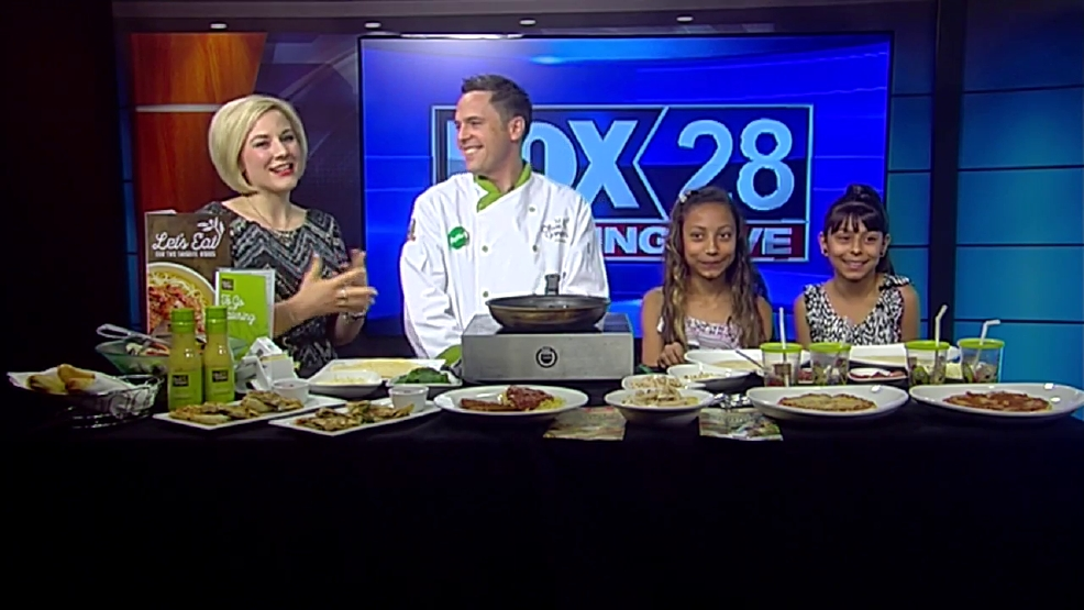Olive Garden Cooking With Kids Kgan