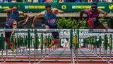 Photos: Athletes compete in the heat at day 2 of Prefontaine Classic