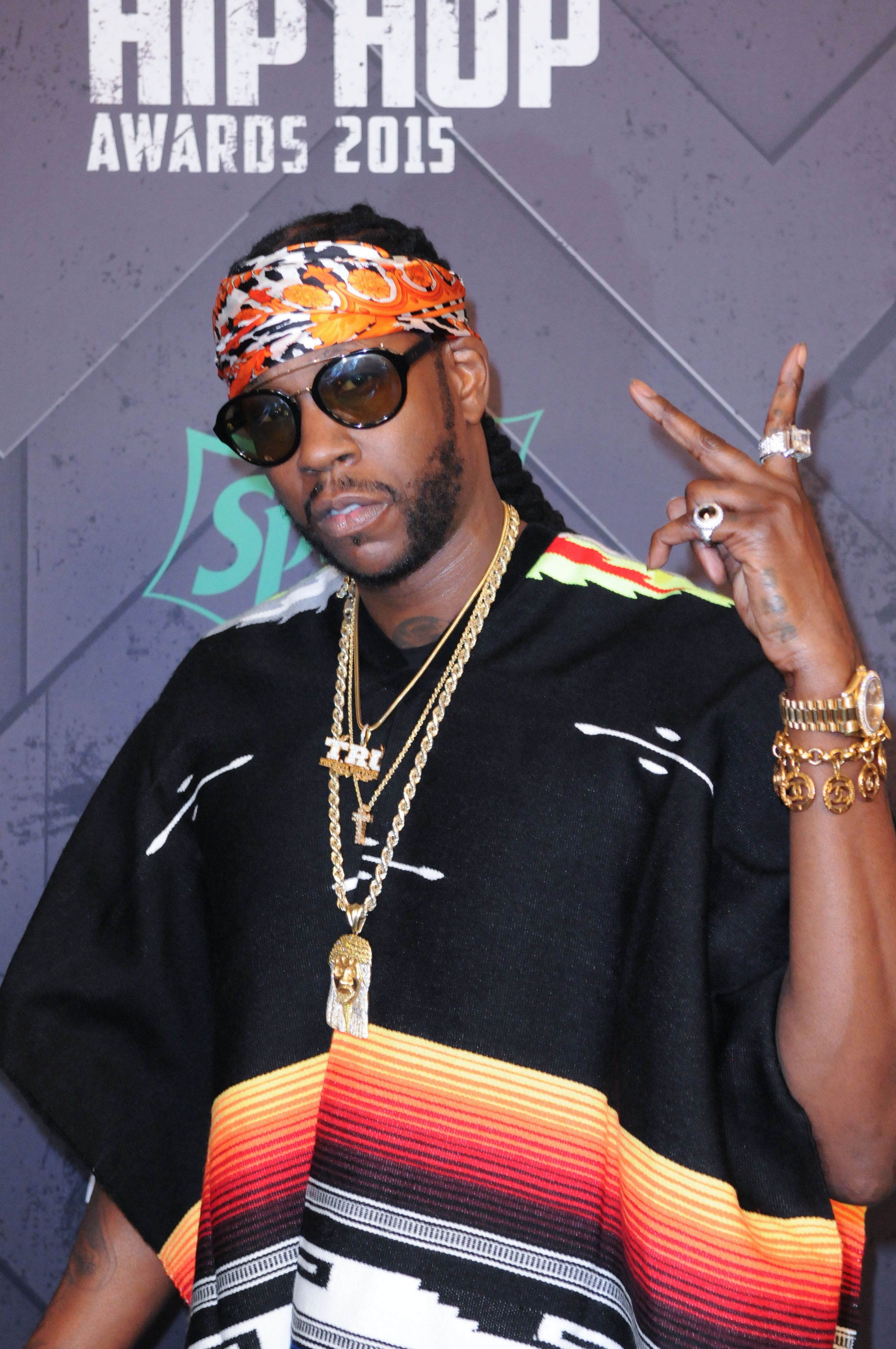 2015 BET Hip Hip Awards at the Atlanta Civic Center - Arrivals  Featuring: 2 Chainz Where: Atlanta, Georgia, United States When: 09 Oct 2015 Credit: WENN.com