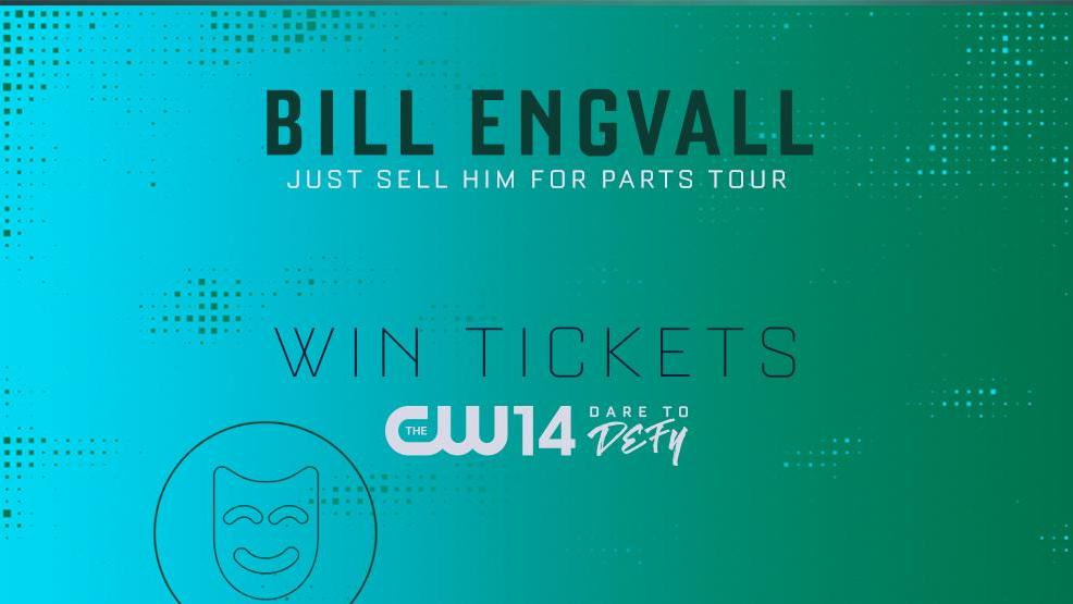 "Contest: Bill Engvall ""Just Sell Him For Parts"" Tour"