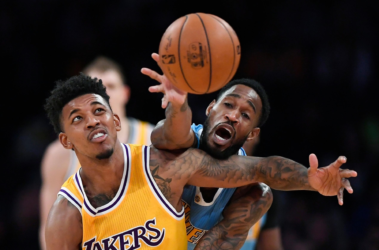 Rigopiano hotel avalanche first funerals as search goes on bbc news - Los Angeles Lakers Guard Nick Young Left And Denver Nuggets Guard Will Barton Reach