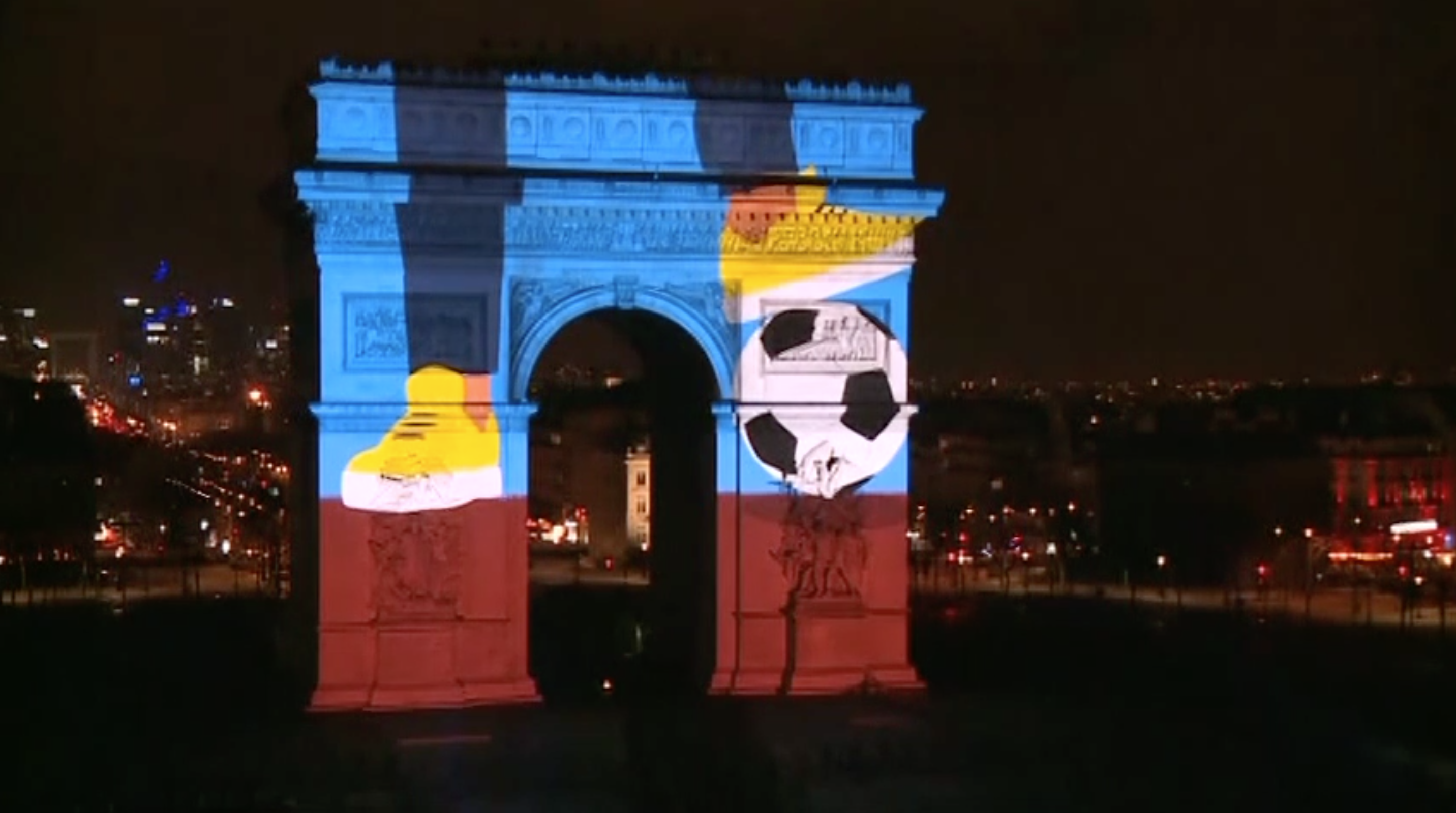 LIVE: France brings in the New Year with celebrations in Paris (CNN Newsource)