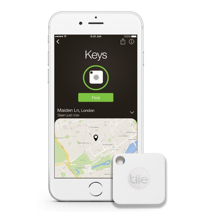 Tile Mate - Key Finder. Phone Finder. Anything Finder - 1-pack ($24.92). Find on amazon.com. (Image: Amazon.com)