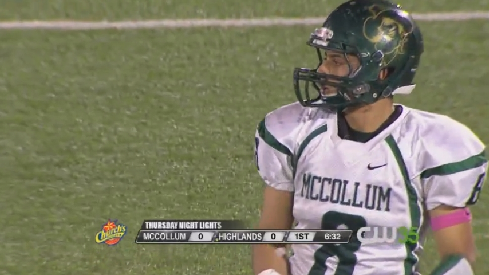 2015 TNL - McCollum vs. Highlands