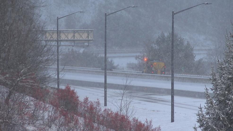 DOT crews make final preparations before snowstorm hits WNC