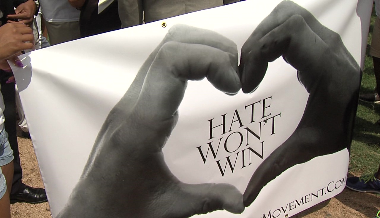 'Hate won't win': Granddaughter of Emanuel victim vows to make a legacy of love