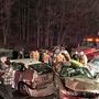 Officials: Crash involving over 20 vehicles in Montgomery Co. is mass casualty incident