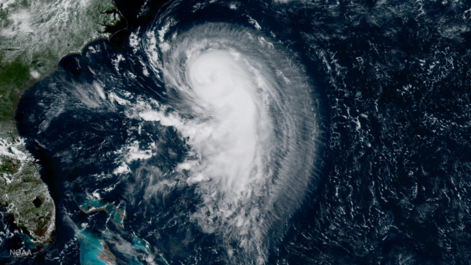 Hurricane Gert - Formed in the Atlantic hundreds of miles off the South Carolina coast on August 13. Became a hurricane on August 14 and continued to trek northeast until dissipating. (NOAA)