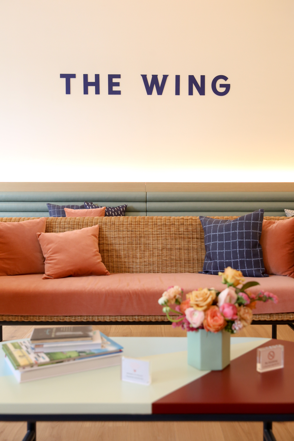 The Wing launched in Manhattan's Flatiron District in October 2016, and has since expanded to SoHo and Dumbo. (Image: Amanda Andrade-Rhoades/ DC Refined)