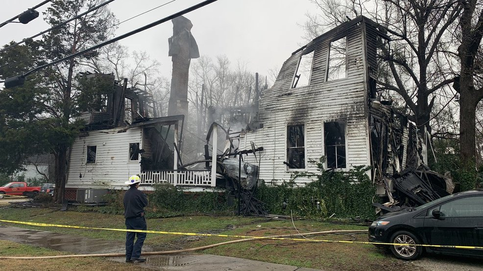 Fire officials: Milledgeville frat house had old wiring and