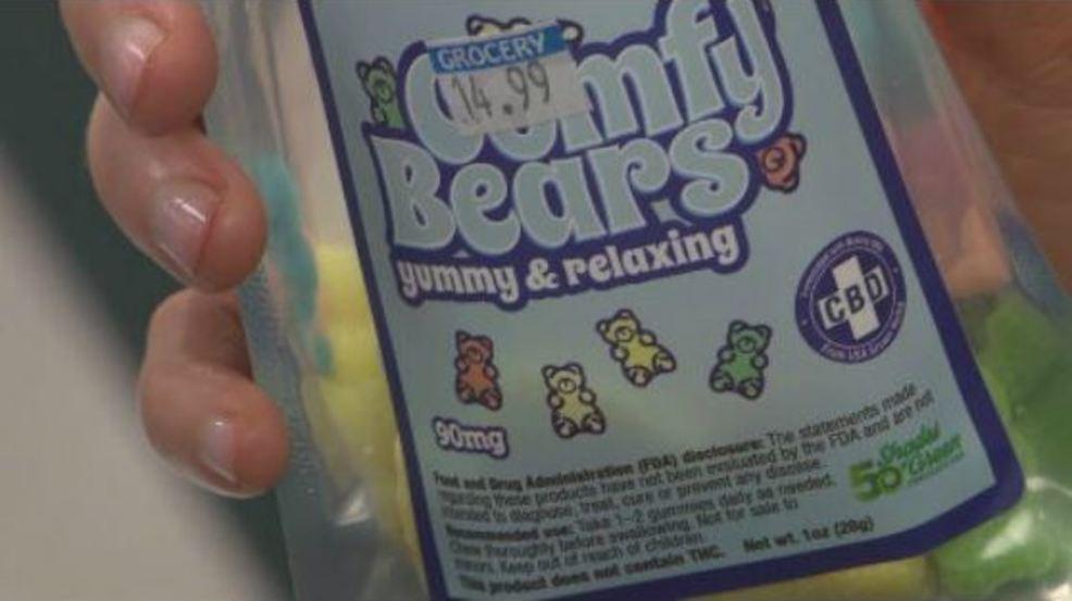 CBD gummies on shelves in Arkansas | KATV