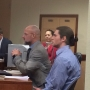 Forgiveness, tears as teen sentenced in DUI crash