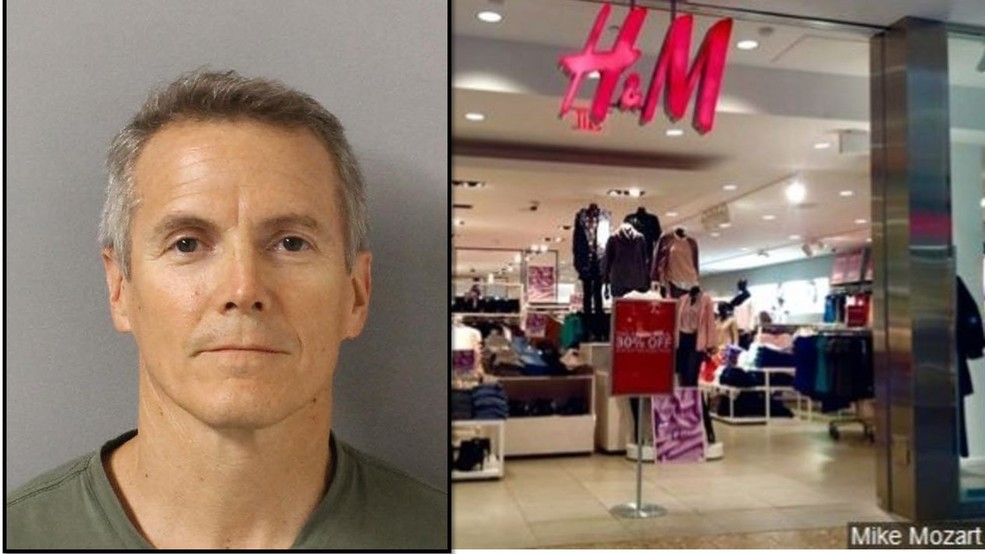 Police: Man who filmed woman at dressing room identified as high member of LDS church