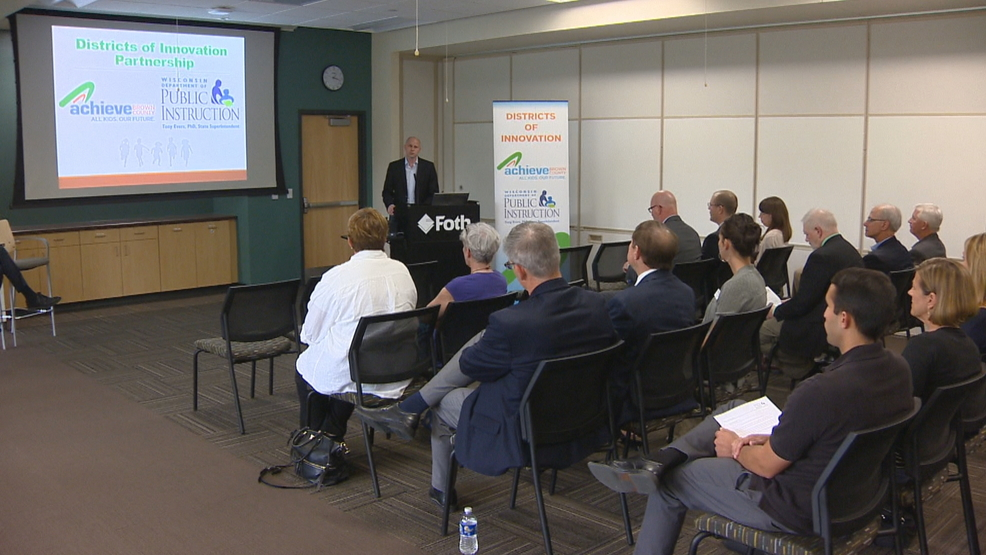 Districts Of Innovation Launches Wluk
