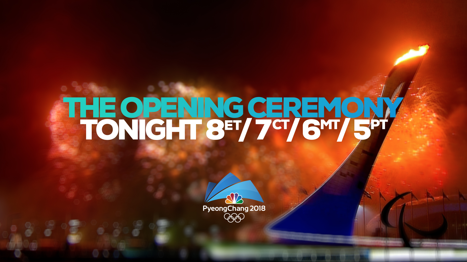 The Opening Ceremony will be broadcast on NBC at 8 p.m. Friday.<p></p>