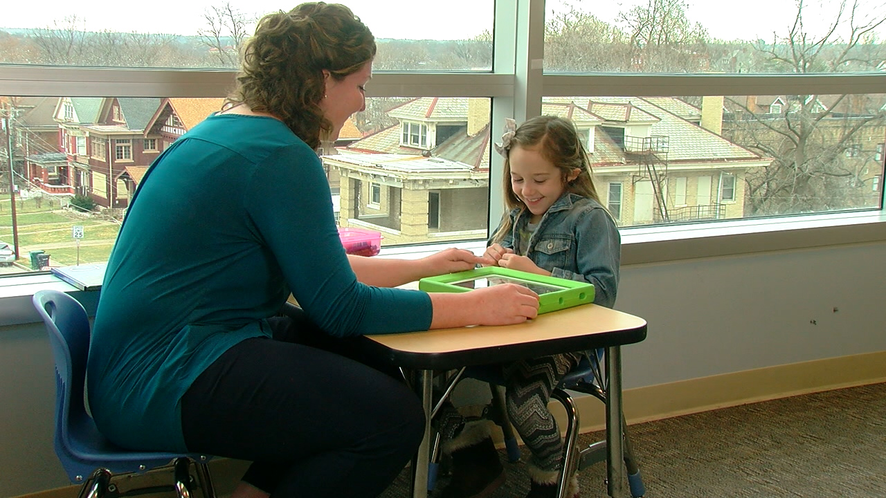 Giving children a voice: Children's Hospital enrolling for language intervention study